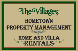 The Villages Hometown Property Management Logo